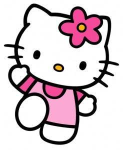 hello kitty pure evil