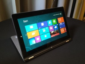 lenovo ideapad yoga 11 tablet
